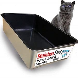 iPrimio metal litter box